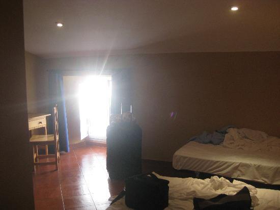 Hostal San Miguel: Zimmer