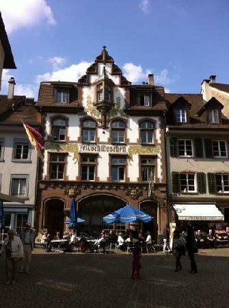 Bar picture of rheinfelden canton of aargau tripadvisor for Thermalbad rheinfelden schweiz