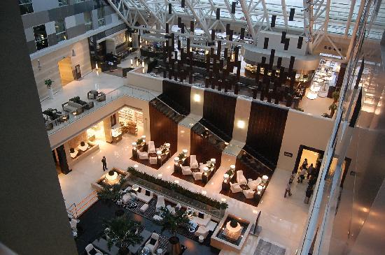 Oryx Rotana Doha: The Hotel