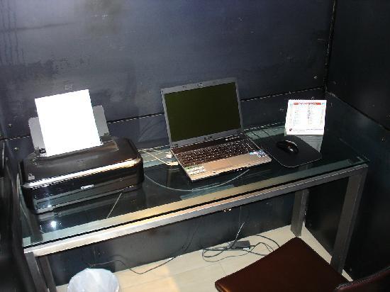 Best Western Plus Hotel Spring House: Kostenloser Internetcomputer