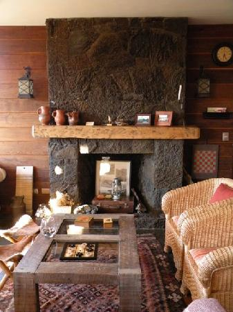 Hotel and Cabanas Monte Verde: Lobby/Breakfast area