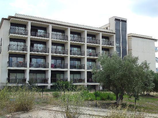 Ohtels Cap Roig: vue hotel