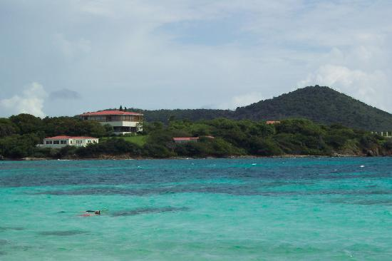 Antilles At Sapphire Beach Resort: Good snorkeling