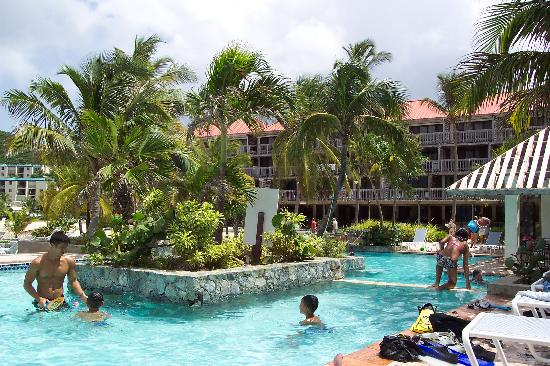 Antilles At Shire Beach Resort Pool