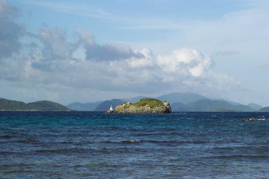 Antilles At Sapphire Beach Resort: Another beautiful view from the beach