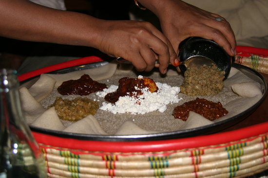 Yod Abyssinia Traditional Food Addis Ababa Restaurant