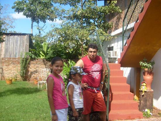 Residencial Azaleas Place : mi  familia en azaleas