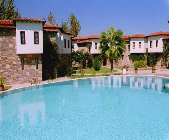 The Osmanli Hani: Pool