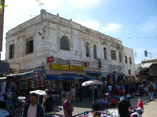 El Morabitine Hotel : Old buildings  El Jadida