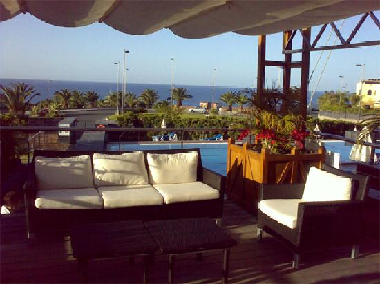 Caybeach Meloneras: Lobby area