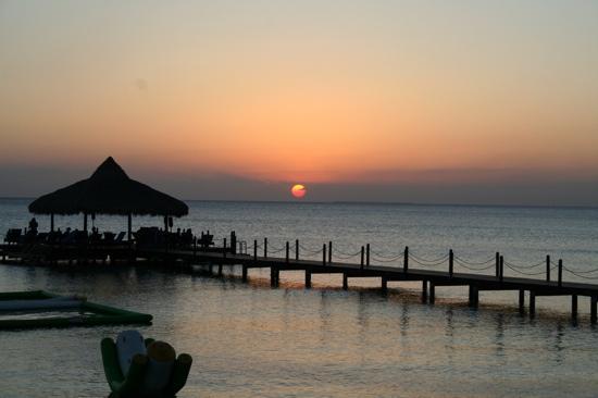 Bayahíbe, República Dominicana: sunset in bayahibe