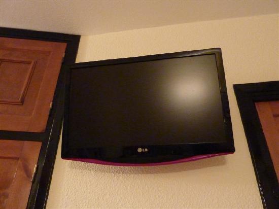 Hostal Mari: TV