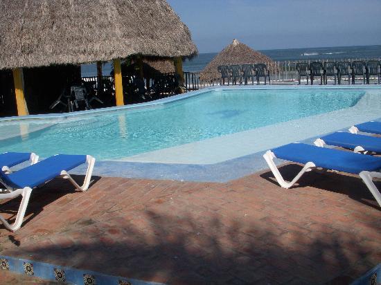 Las Cabanas del Capitan: Pool