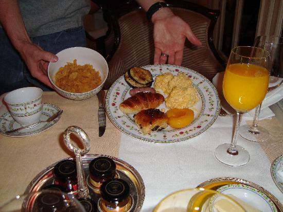 Hotel Ritz, Madrid: Brunch