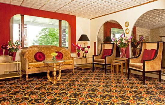 Villa Vosilla: Lounge Area Main Lodge