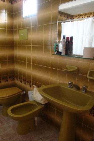 Hotel Sennac: Baño