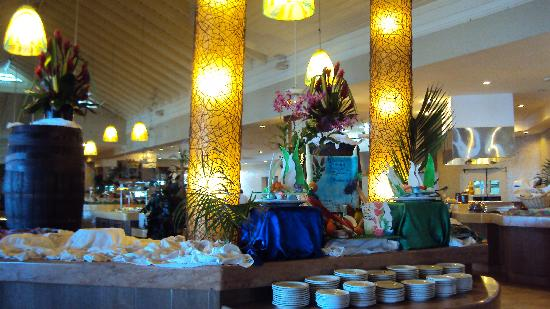 Sunscape Splash Montego Bay : Buffet