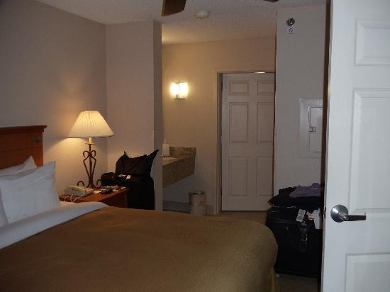 Homewood Suites Orlando-International Drive/Convention Center: Room suite