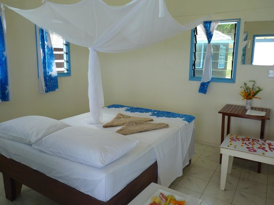 Litia Sini Beach Resort: Inside the room