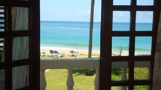 Cabarete Beach House at Nanny Estates: Mstr Bedroom View A2