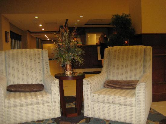 Hilton Garden Inn Annapolis: lobby