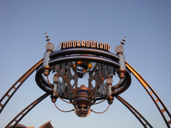 Magic Kingdom : Tomorowland