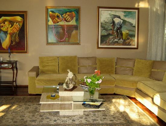CasaGrande Oceanfront Boutique Hotel: Common area #2