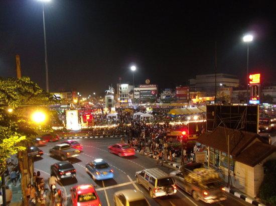 Wongwian Yai area