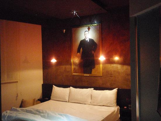 Roosevelt i stayed in picture of design hotel mr for Design hotel mr president karadjordjeva 75