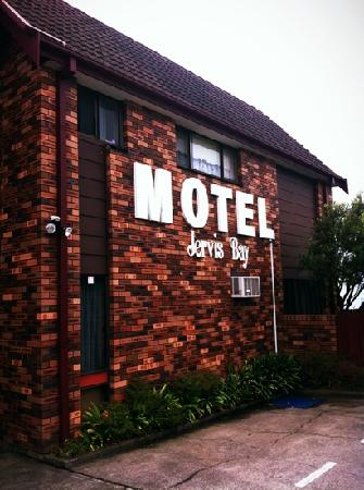 Jervis Bay Motel: entrance