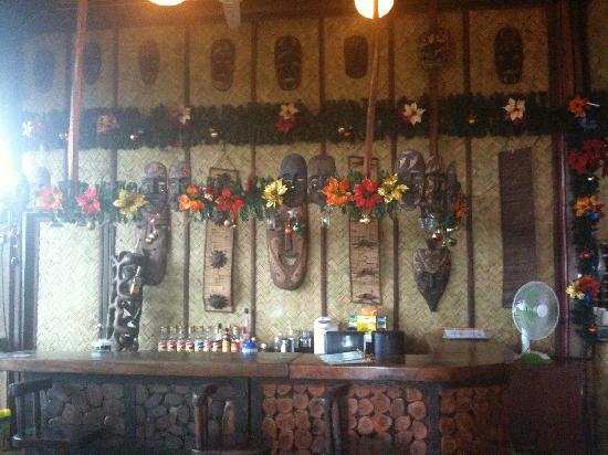 Balinsasayaw Chicken Grill & Restaurant: cute bar
