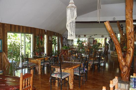 Chez Maria Goretti: Le restaurant