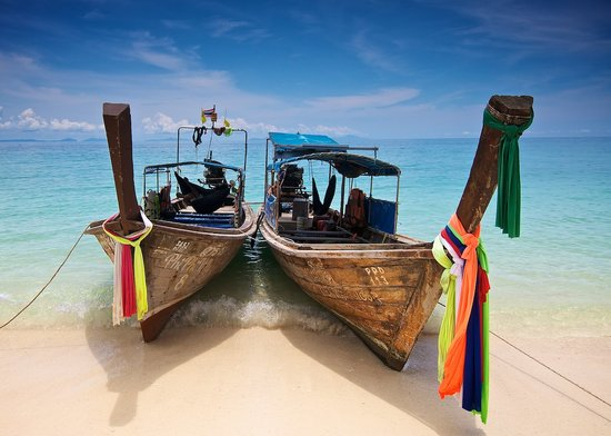 Andaman Camp and Day Cruise : Other Longboats