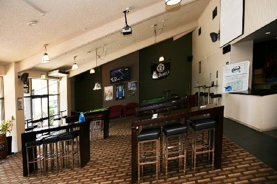 Kondari Resort Hervey Bay: Sports Bar