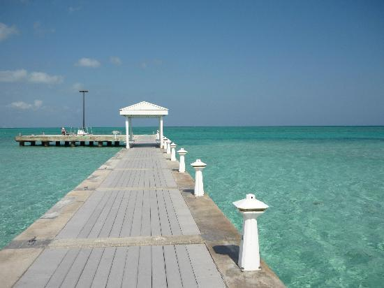 Bodden Town, Grand Cayman: Rum Point - try the mudslides!