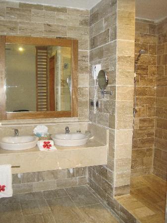 Cofresi Palm Beach & Spa Resort: large bathroom