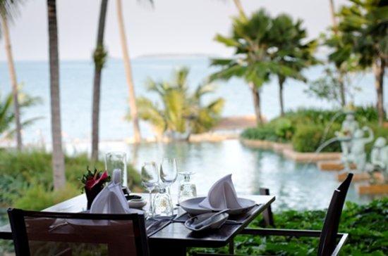Full Moon Restaurant: Beautiful view