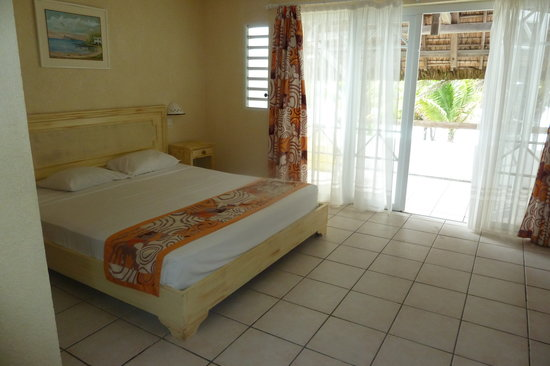 Hotel Alidou: La chambre avec la grande terrasse vue mer direct