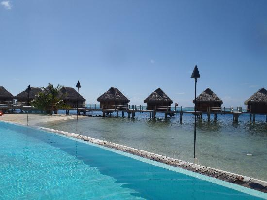 Moorea Pearl Resort & Spa: Les bungalows