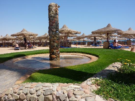 Iberotel Makadi Beach: Am Strand