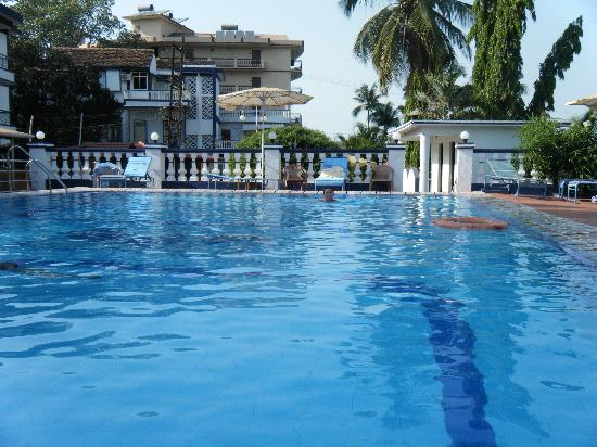 Beira Mar Alfran Resort: pool near paddy field