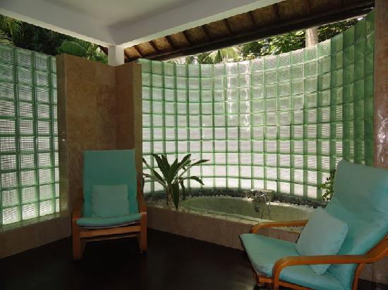 Jiwa Damai Organic Garden & Retreat: Health room at Jiwa Damai