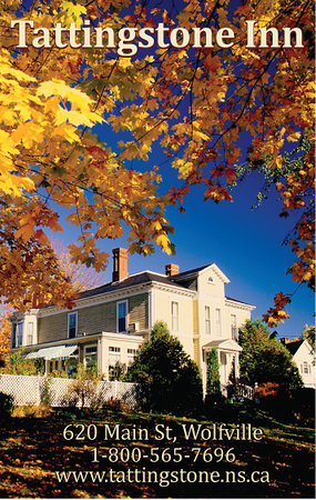 Wolfville, Canada : Tattingstone Inn