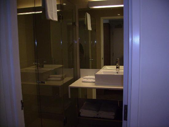 Novotel Sydney Olympic Park: Ingresso bagno