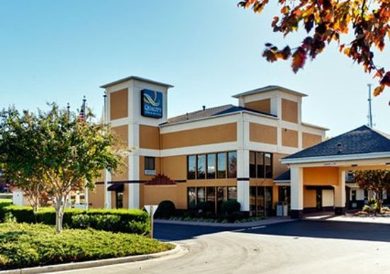 Quality Inn & Suites: Newly Remodeled