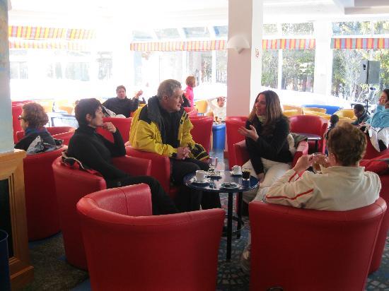 Club Med Saint Moritz Roi Soleil: le bar