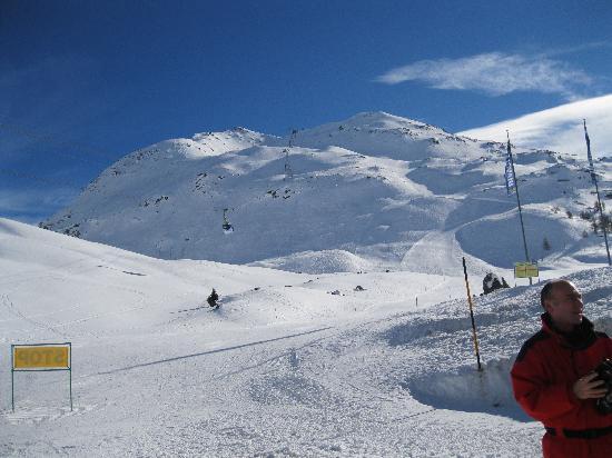 Club Med Saint Moritz Roi Soleil: Sur les pistes