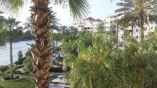 Yacht Harbor Village at Hammock Beach: View from Our Balcony