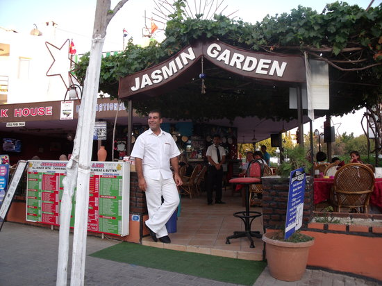 Jasmin Garden: Petty Cash