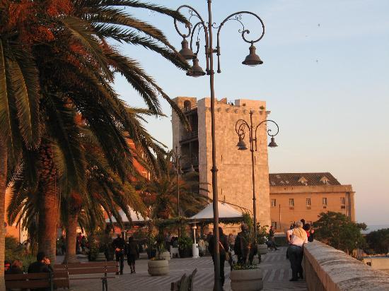 cagliari bastione di santa croce italy - photo#7